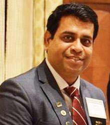 J B Yadav